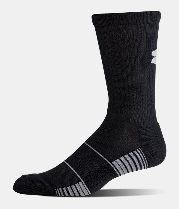 Under Armour Team Crew Socks: 1270242