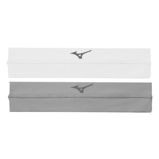 Mizuno Viktory Headbands (2 Pack): 480179