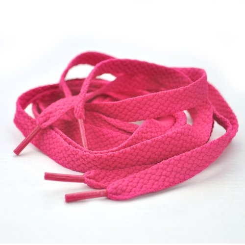 Red Lion Fluorescent Shoe Laces