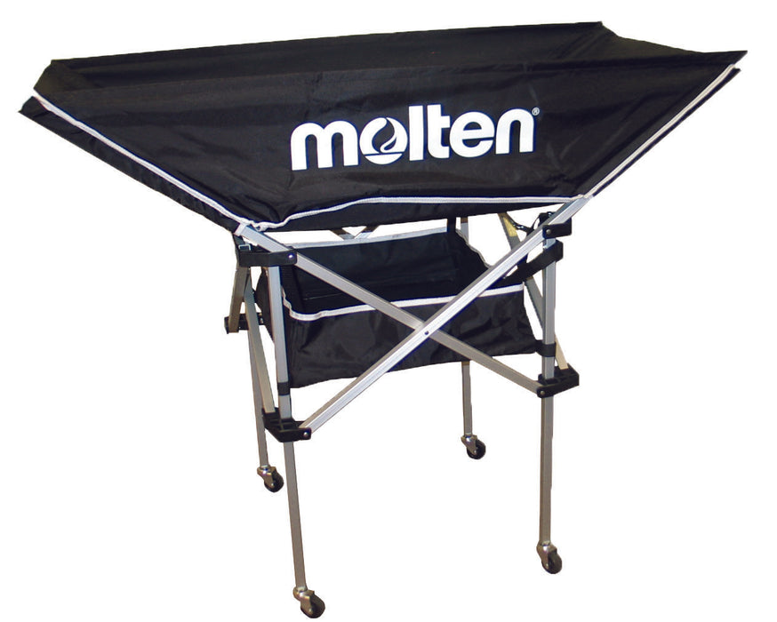 Molton Deluxe High Profile Hammock Ball Cart: BKF