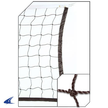 Champro Varsity 2.0 MM Twisted Volleyball Net: NV06