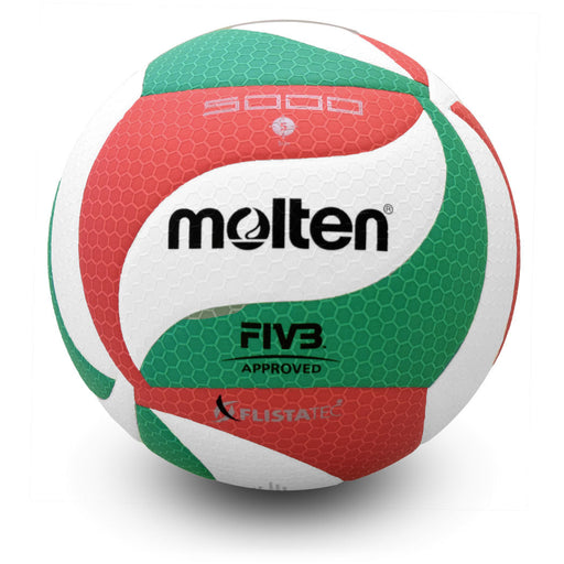 Molton FIVB Approved Flistatec Volleyball: V5M5000