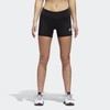 Adidas Girls 4 Inch Spandex Shorts: CD9581