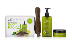 Certified Organic Vegan Body Pack