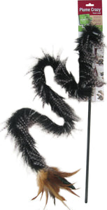 Plume Crazy Wand Cat Toy