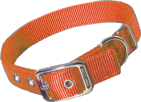 Mango Double Thick Nylon Dog Collar