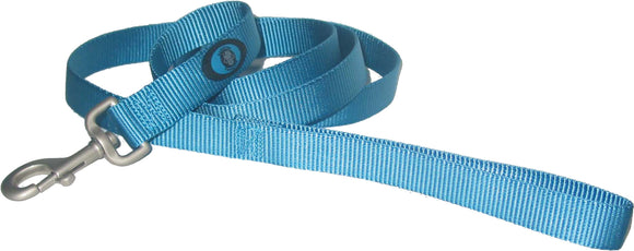 Ocean Blue Single Thick Nylon Lead