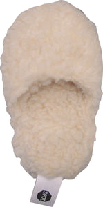 Fleece Slipper Dog Toy