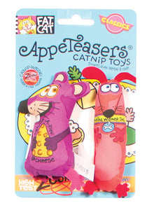 Appeteasers Catnip Toys