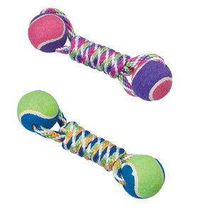 Rainbow Twister Dumbbell
