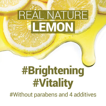 The Face Shop Real Nature Lemon Face MaskThe Face Shop Real Nature Lemon Face Mask