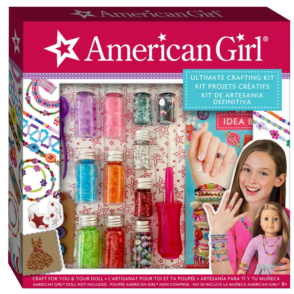 American Girl Ultimate Crafting Kit by Fashion Angels