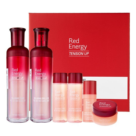 [SET] Red Energy Tension Up Skin Care Set