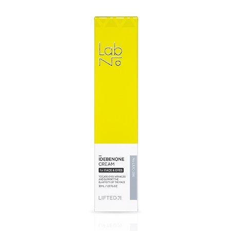 [LabNo] Idebenone Cream 30ml for Face & Eyes, Moisturizing, Anti-aging, Wrinkle Care, Eye cream, Facial Cream