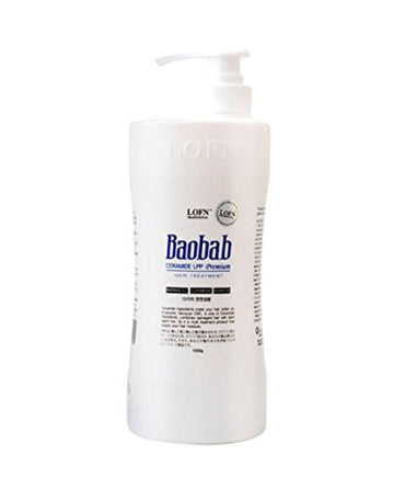 [LOFN] Baobab Ceramide LLP Premium Hair Care Treatment 1000ml
