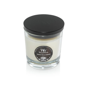 WoodWick White Tea & Jasmine 10.5-oz. Candle Jar