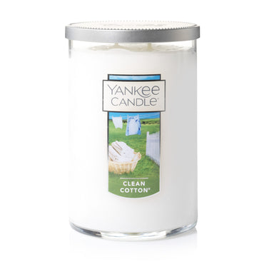 Yankee Candle Clean Cotton 22-oz. Large Candle Jar