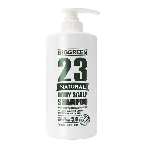 Big Green 23 Natural Daily Scalp Shampoo 23.6 fl oz