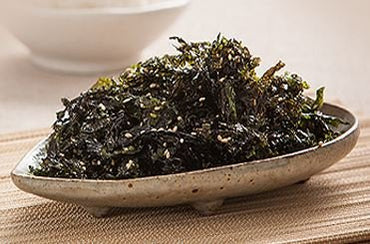 Roasted Seasoned Laver Seaweed Flake Korean Snack