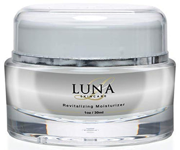 Luna Skincare- Day and Night Ultimate Luxury Revitalizing Cream- Age Defying Spa Quality Formula- Designed to Deeply Hydrate- Fill Fine Lines- Minimize the Signs of Aging- Even Complexion