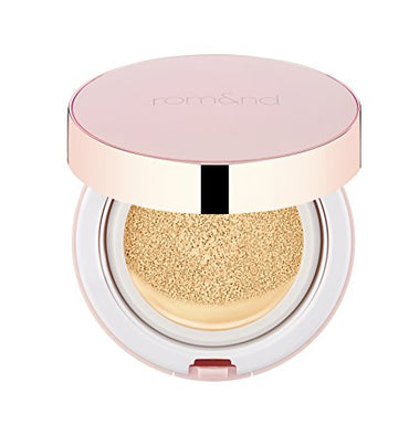 Romand Perfect Innerlighting Cushion SPF50+/PA+++ Pure #21, Yellow Base Citrus 85g