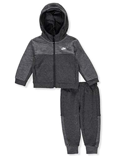 NIKE Baby Boys' 2-Piece Sweatsuit Pants Set (18 months)