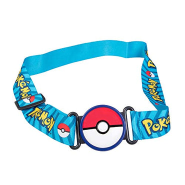 Pokémon Clip 'N' Go Belt Set with 3 Poké Balls & 2 Figures