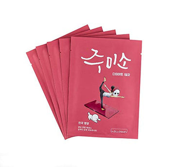 Helloskin Jumiso Rich Nourishment Mask (Set of 5) - Moisturizing & Revitalizing Face Mask 100% Cupra Sheet