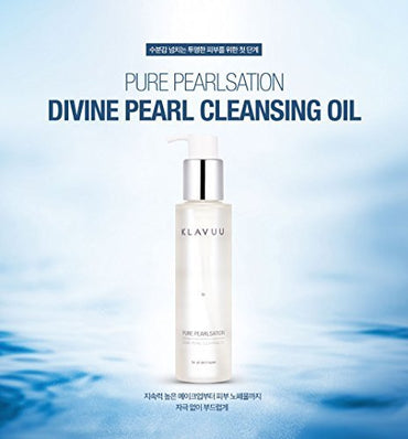 KLAVUU Pure Pearlsation Divine Pearl Ultimate Cleansing Oil 150ml