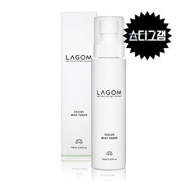 LAGOM Cellus Mist Toner 150ml (5.07fl.oz.)