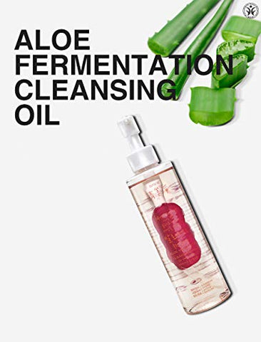 Chungmijung Aloe Fermentation Cleansing Oil 200ml