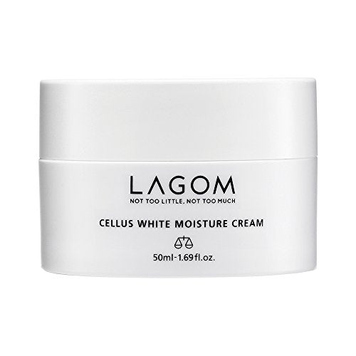 Lagom Cellus White Moisture Cream, 1.7 Fluid Ounce