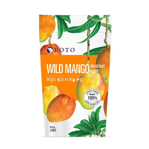 BOTO NATURAL WILD MANGO SEED EXTRACT POWER 100g