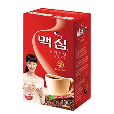 Maxim Original Korean Coffee - 100pks
