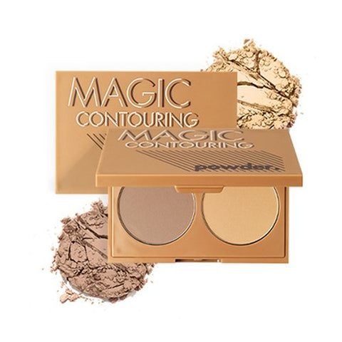 [Aritaum] Magic Contouring Powder 7.5g #1 Deep Brown