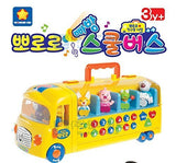 PORORO SCHOOL BUS, Korean toy, Korean animation by toyb2