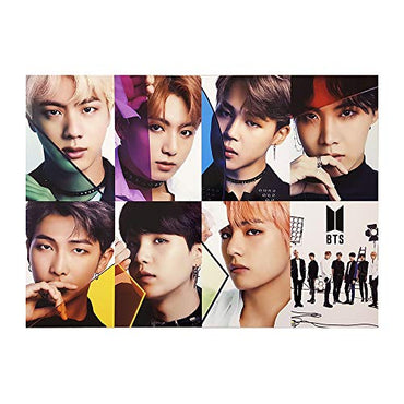 Bts Bangtan Boys Photo Poster