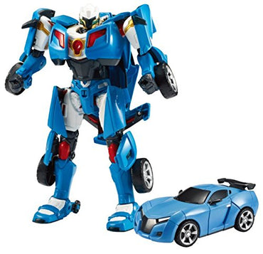 Tobot Youngtoys Evolution Y Transforming Robot Car to Robot Animation Character
