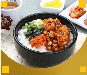 Korean Food Instant Spicy Sauce With Octopus 150g