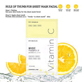 Honey Mask_GGULTAMIN (HONEY VITAMIN) C REAL JEL MASK_made in Korea (10)