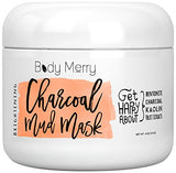 Body Merry Charcoal Mask
