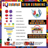 IQ BUILDER | STEM Learning Toys | Creative Construction Engineering