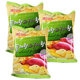 Korean Honey Sweet Potato Chips Snacks 90g