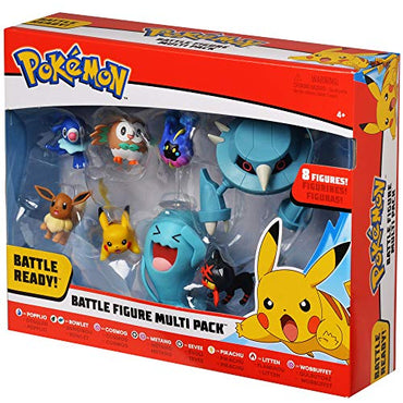 Pokemon Action Figure Mega Battle Pack