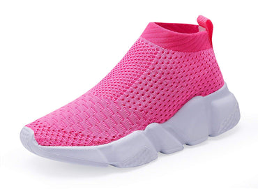 Casbeam Breathable Lightweight Boys and Girls Sport Fashion Sneakers
