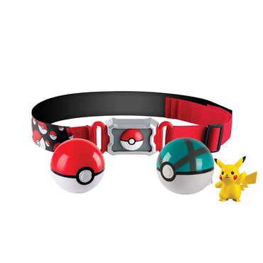 Pokémon Clip 'N' Carry Poké Ball Belt