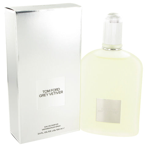 Tom Ford Tom Ford Grey Vetiver Eau De Parfum Spray for Men 3.4 ozTom Ford Tom Ford Grey Vetiver Eau De Parfum Spray for Men 3.4 oz
