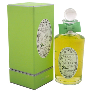 Penhaligon's Lily of the Valley Eau de Toilette For Women 3.4 ozPenhaligon's Lily of the Valley Eau de Toilette For Women 3.4 oz