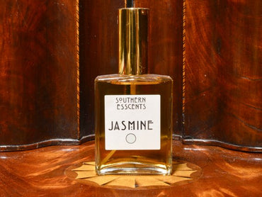 Jasmine Perfume - Using essential oils extracted from fresh flowers, it is a most exotic and wonderful scent. Perfect Gift!