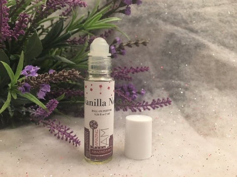 New!!! Roll-on Perfume 0,7 ml